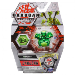 Figurina Bakugan Armored Alliance - Ryerazu, cu card Baku-Gear