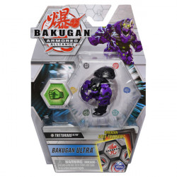 Figurina Bakugan Armored Alliance - Tretorous Ultra,cu Card Baku-Gear