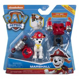 Figurina Paw Patrol - Marshall, cu accesorii