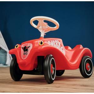 Masinuta de impins Bobby Car Classic-Rosu