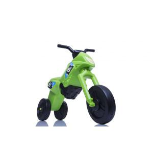 Motocicleta fara Pedale pentru Copii,Verde