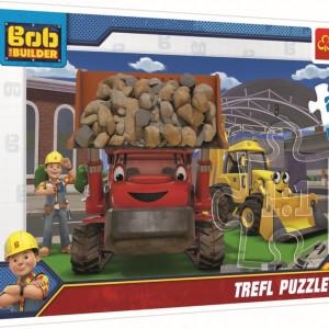 Puzzle Maxi Trefl, Bob the builder, 24 piese