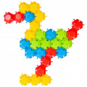 Puzzle Mozaic Tigres - 32 piese