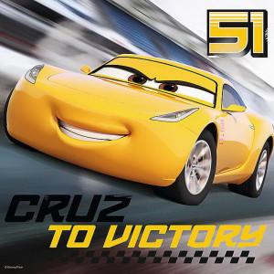 Puzzle Trefl 3 in 1, Legende Cars3