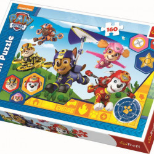Puzzle Trefl Patrula Catelusilor 160 piese