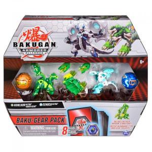 Set Bakugan Armored Alliance Baku-Gear-Howlkor si Eenoch