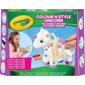 Set Crayola Coloreaza Unicornul