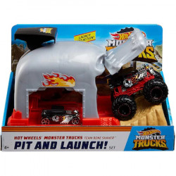 Set de joaca Hot Wheels Team Bone Shaker