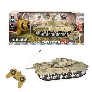 Tanc cu telecomanda Toi Toys-R/C Military Tank