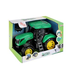 Tractor Big Toi-Toys cu Lumini si Sunete, 27 cm