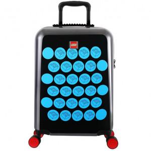 Troller LEGO ColorBox 20'' - Negru/Albastru