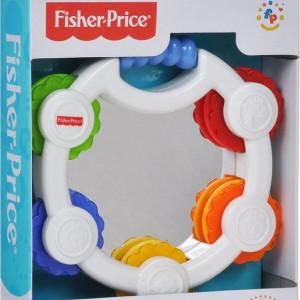 Jucarie zornaitoare Fisher Price-Tamburina