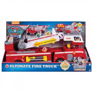 Paw Patrol Ultimate Rescue-Masina de Pompieri