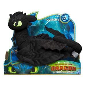 Cum sa-ti Dresezi Dragonul:Figurina de Plus Toothless