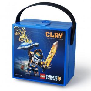 Cutie pentru sandwich LEGO Nexo Knights cu maner