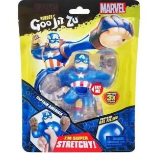 Figurina Goo Jit Zu, Captain America