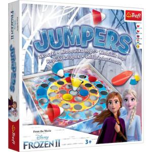 Joc de societate Coifuri zburatoare - Frozen 2