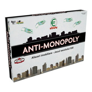 Joc de Societate Noriel-Anti Monopoly