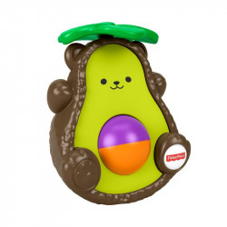 Jucarie Zornaitoare Fisher Price Ursulet Avocado