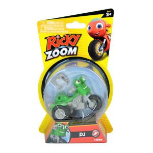 Motocicleta Tomy,Ricky Zoom,DJ