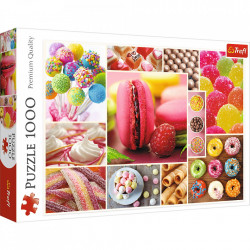 Puzzle Trefl, Candyland, 1000 piese