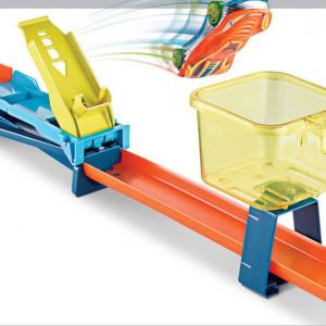 Set de Joaca Hot Wheels-Track Builder Unlimited Infinity Loop Kit
