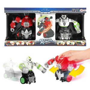 Set Roboti de Lupta Toi-Toys cu Sunete