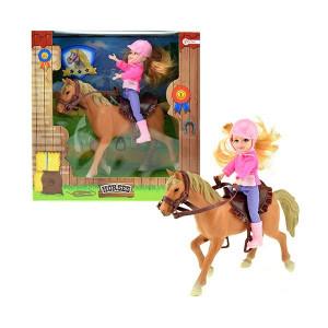 Set Toi-Toys Papusa Calare