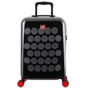 Troller LEGO ColorBox 20'' - Negru/Gri