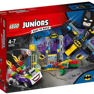 Atacul lui Joker in Batcave
