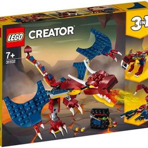 Dragon de foc