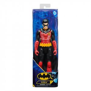 Figurina de Actiune Batman - Bat Tech Robin, 30cm