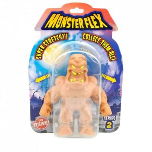 Figurina flexibila Monster Flex, S2, Mud Monster