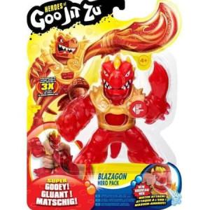 Figurina Goo Jit Zu, dragon Blazagon, 20cm