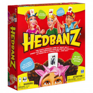 Jocul original Hedbanz - Spin Master Multicolor
