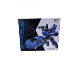 Masina Transformabila in Robot,Carformer cu R/C