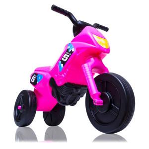 Motocicleta fara Pedale pentru Copii,Roz