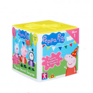 Peppa Pig-Cutie Surpriză cu Accesorii