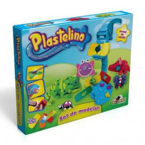 Plastelino - Set de modelat - 2