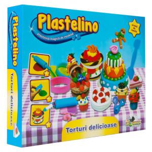 Plastelino-Torturi delicioase