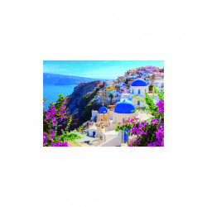 Puzzle Trefl 3x500 piese,Portofino,Santorini,Cappadocia