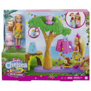 Set de Joaca Barbie Club - Chelsea The Lost Birthday Fun Playset
