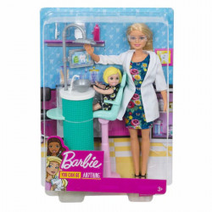Set de joaca Barbie You can be - Stomatolog