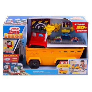 Set de joaca Fisher Price Thomas & Friends Super Cruiser 2 in 1