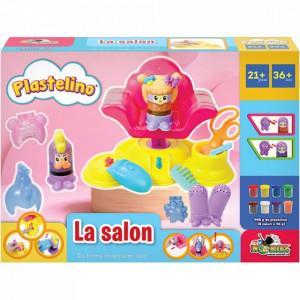 Set de joaca Plastelino, La salon
