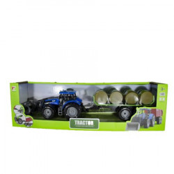Tractor ferma, Ideals Toys, Multicolor