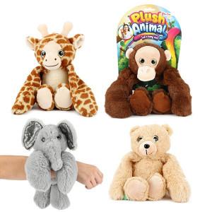 Animalute de Plus Toi-Toys cu Brate Ponderate