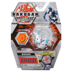 Figurina Bakugan Armored Alliance - Maxodon, cu card Baku-Gear