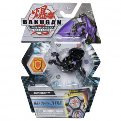Figurina Bakugan Armored Alliance - Ultra Nillious, cu card Baku-Gear