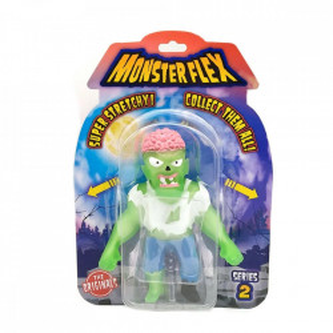 Figurina flexibila Monster Flex, S2, Zombie